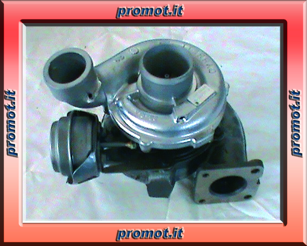 turbo-turbina-turbocompressore-revisionata-alfa-166-156-2-4
