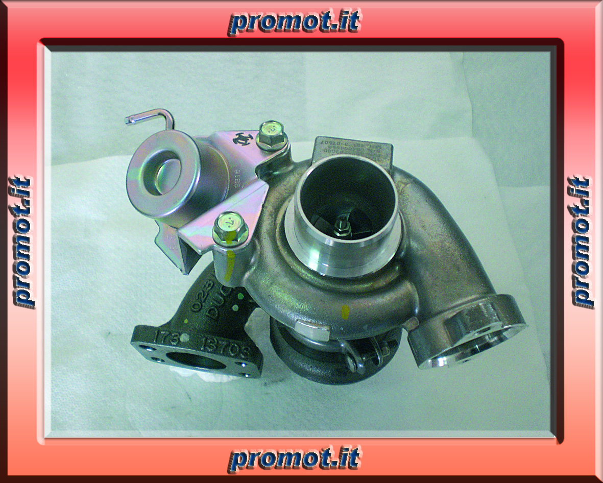turbo-turbina-turbocompressore-revisionata-peugeot-206-49173-07607